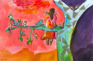 """Sunset Melt"" by Niya Christine"