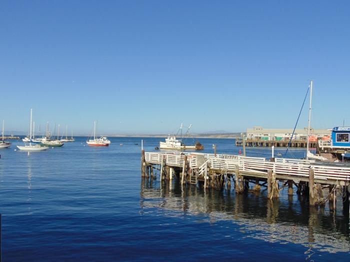 Farewell, Monterey.