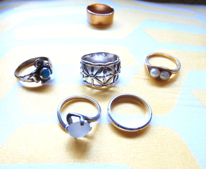 Missing Rings