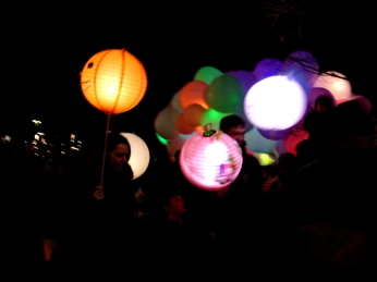 Winter Lights Festival and 247