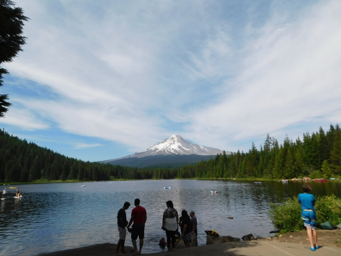 Trillium Lake, walks 039