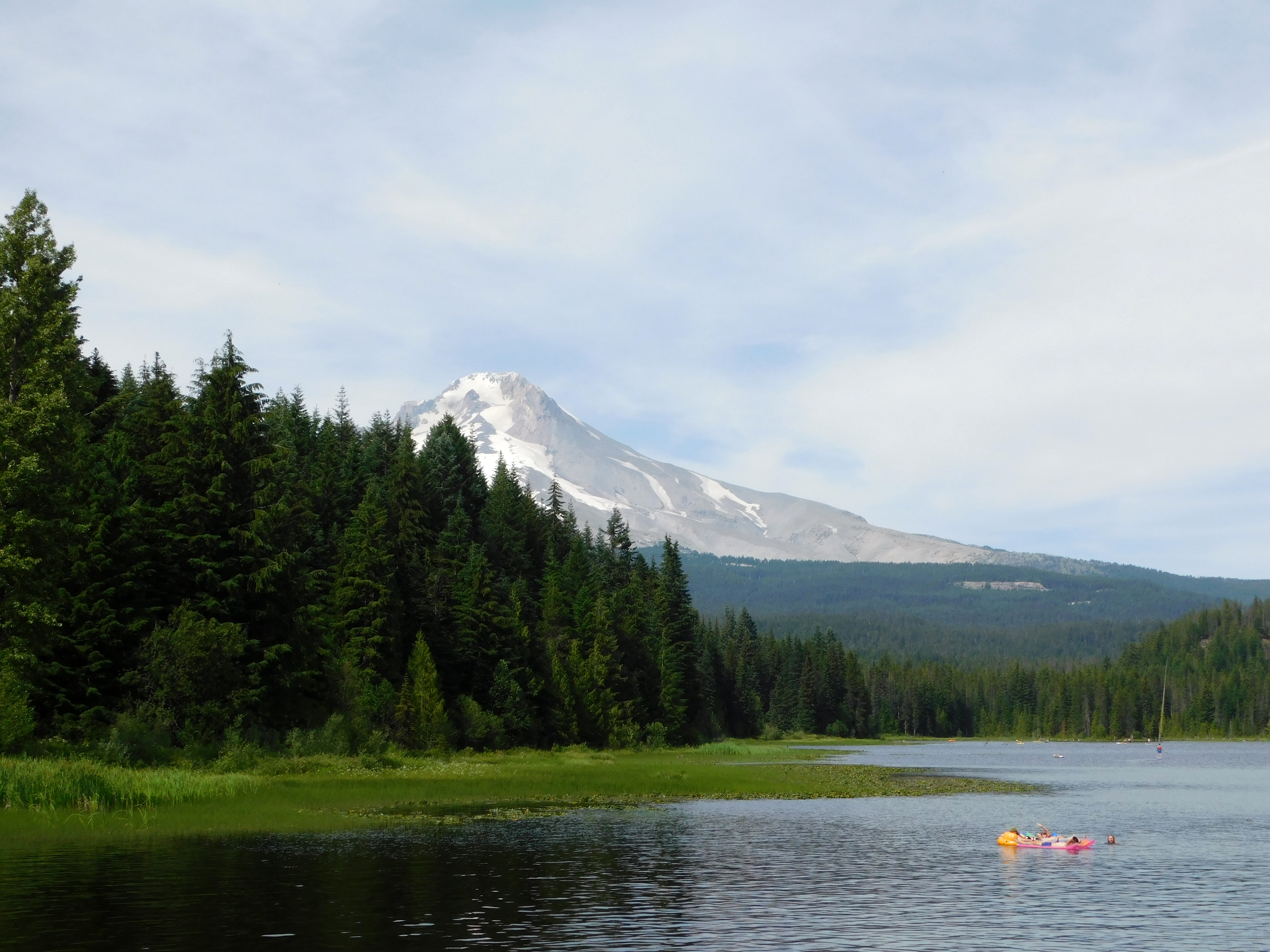 Trillium Lake, walks 069
