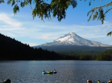 Trillium Lake, walks 212