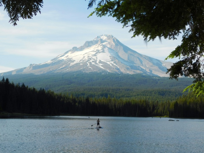 Trillium Lake, walks 238