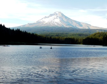 Trillium Lake, walks 256