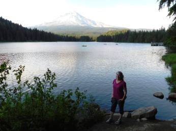 Trillium Lake, walks 271