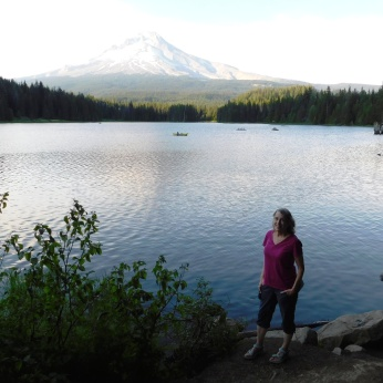 Trillium Lake, walks 271