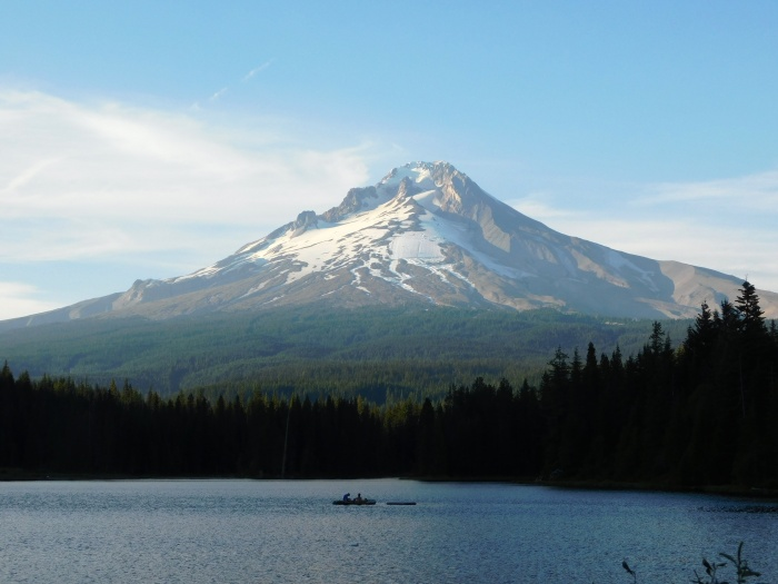 Trillium Lake, walks 303