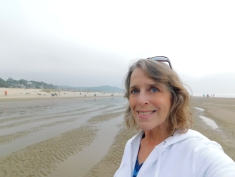 Salmon Creek, Cannon Beach, smoke 088